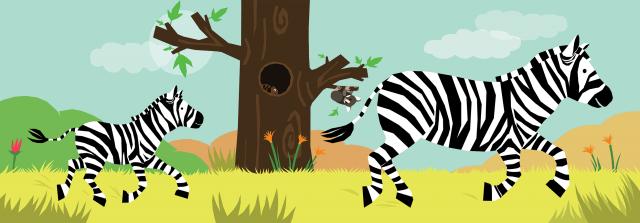 Picture Book Does Giraffe Eat Alone? / Prentenboek Eet kleine giraf alleen? | Clavis Publishing