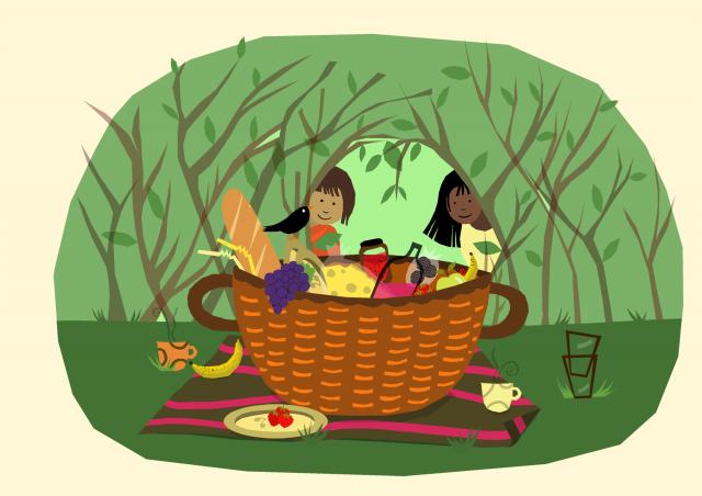 Kinderboek Alle dagen feest / Pro Libris Zutphen