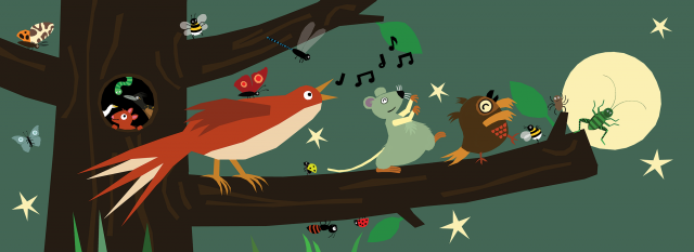 Picture Book Who Will Dance with Little Mouse? / Prentenboek Muisje wil dansen | Clavis Publishing