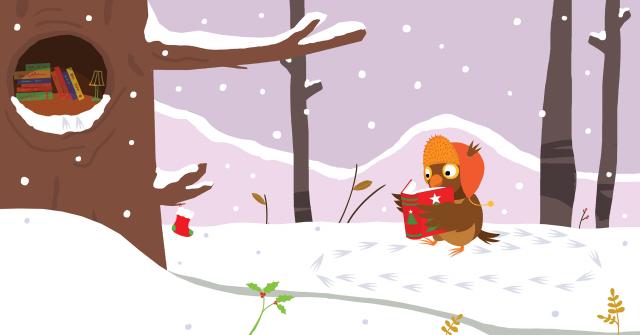 Prentenboek Op naar kerst | Clavis Publishing