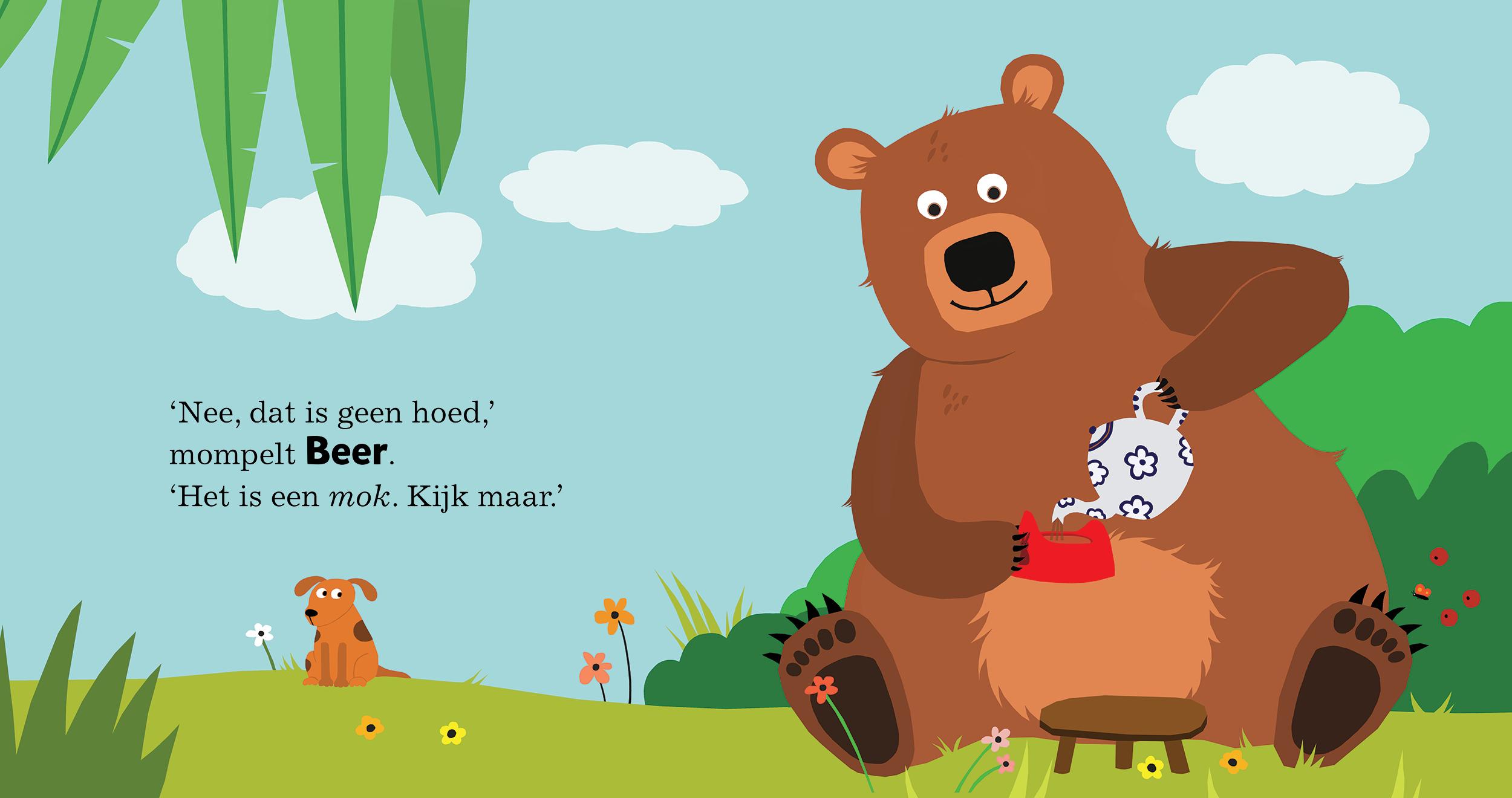 Prentenboek Mijn Potje / Clavis uitgeverij
