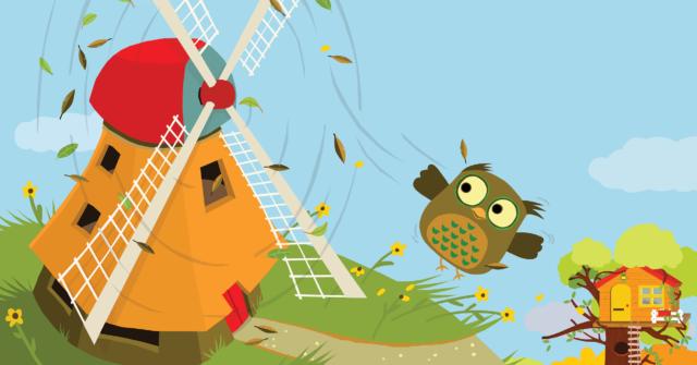Picture Book Owl can't sleep / Prentenboek Uil kan niet slapen | Clavis Publishers